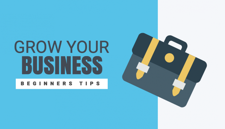 business growing tips