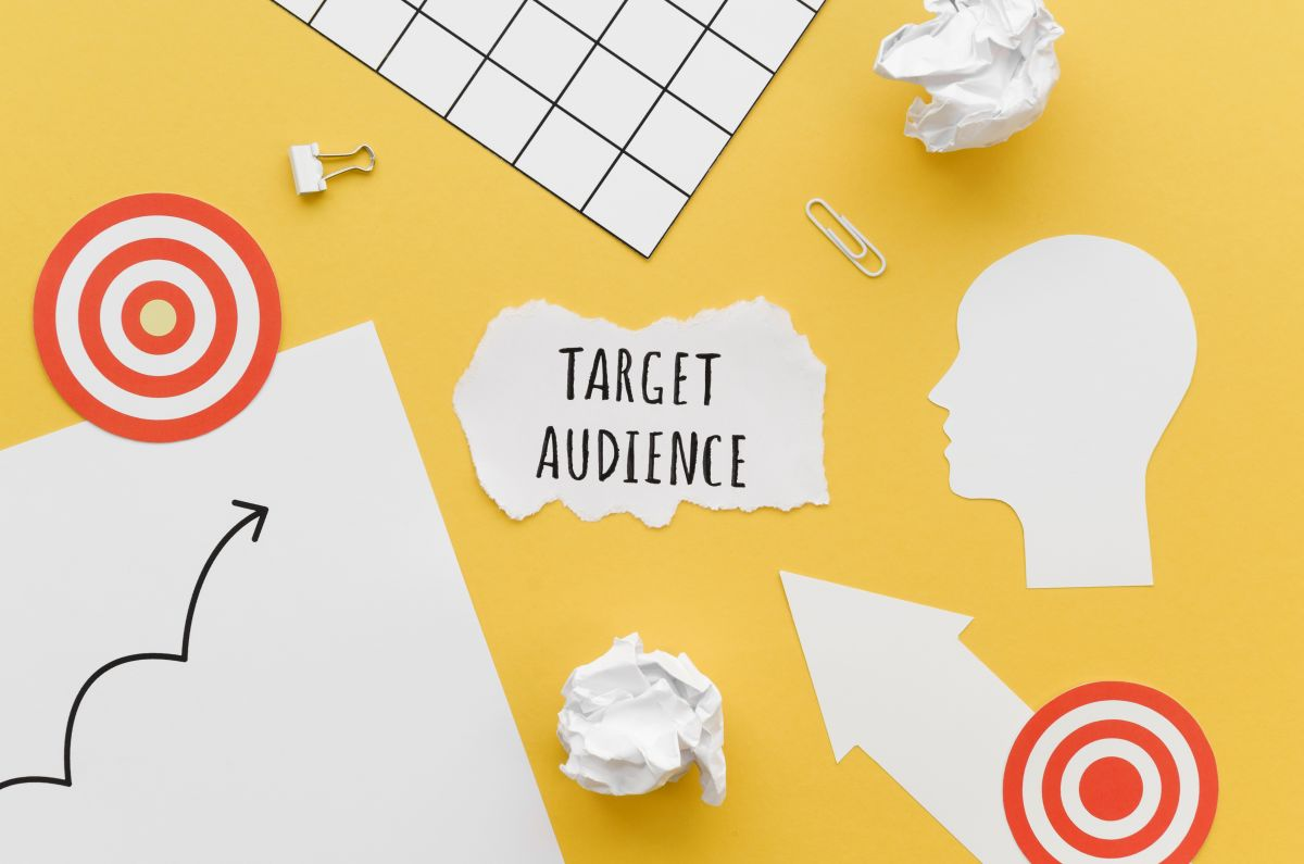 target audience for website