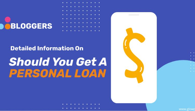 Bloggers Personal Loan